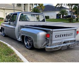FOR SALE AT AUCTION: 1980 CHEVROLET C10 IN LAS VEGAS, NEVADA