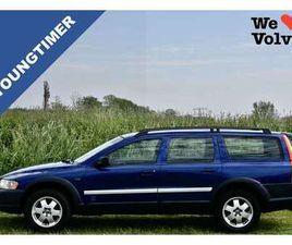 VOLVO XC70 OCEAN RACE 2.4T GEARTRONIC YOUNGTIMER, LEDER INTER