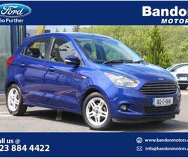 FORD KA ZETEC 1.2 85PS 5SPEED 4DR. THIS CAR IS IN FOR SALE IN CORK FOR €10,950 ON DONEDEAL