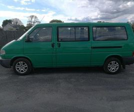 VW T4 CARAVELLE 2.5TDI LWB 102HP FOR SALE IN GALWAY FOR €5,000 ON DONEDEAL
