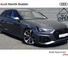 AUDI RS4 AVANT TFSI 450 QUATTRO TIP FOR SALE IN DUBLIN FOR €98,250 ON DONEDEAL