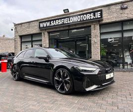 2020 AUDI RS6 4.0TFSI 600 BHP AVANT.LOOK!! FOR SALE IN DUBLIN FOR €169,999 ON DONEDEAL