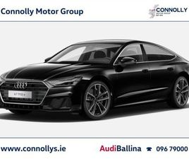 AUDI A7 S LINE HYBRID 299BHP FOR SALE IN MAYO FOR €78,950 ON DONEDEAL