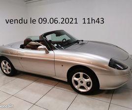 FIAT BARCHETTA CABRIOLET LIMITED EDITION N°1123