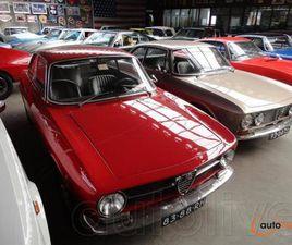 ALFA ROMEO 1300 GT JR BERTONE - € 27.500 À VENDRE