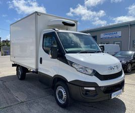 IVECO DAILY S CLASS 35S13 FRIDGE BOX VAN OVERNIGHT STANDBY 2.3 2DR