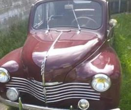 RENAULT 4CV R1062 DÉCOUVRABLE - 1952