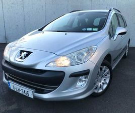 PEUGEOT 308 SR SW 1.6 HDI ESTATE FOR SALE IN DUBLIN FOR €4,295 ON DONEDEAL