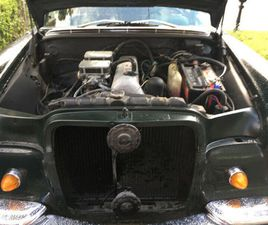 1968 MERCEDES-BENZ 280S INDEPENDENT DIFFERENTIAL | CLASSIC CARS | CITY OF TORONTO | KIJIJI