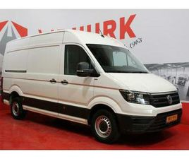 ② VOLKSWAGEN CRAFTER 35 2.0 TDI 180 PK L3H3 4MOTION/ALLRAD/4X4 - CAMIONNETTES & UTILITAIRE