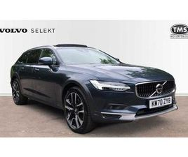 VOLVO V90 B4 AWD (DIESEL) CROSS COUNTRY AUTOMATIC (LOUNGE + DRIVER ASSIST) ESTATE DIESEL E