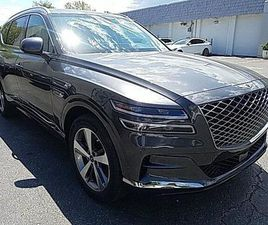 BRAND NEW GRAY COLOR 2021 GENESIS GV80 2.5T FOR SALE IN ANNAPOLIS, MD 21401. VIN IS KMUHBD