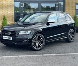 USED 2015 AUDI SQ5 NOT SPECIFIED 96,000 MILES IN BLACK FOR SALE | CARSITE