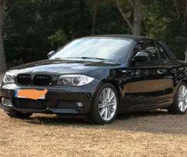 BMW 120 1ER CABRIO LIMITED EDITION LIFESTYLE MIT M SPORTPA