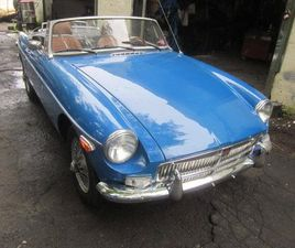 1977 MG B FOR SALE