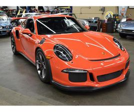 FOR SALE: 2016 PORSCHE 911 GT3 RS IN HUNTINGTON STATION, NEW YORK