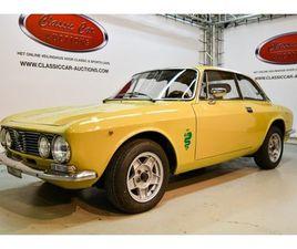 ALFA ROMEO GT 1300 JUNIOR VELOCE BERTONE - ONLINE AUCTION