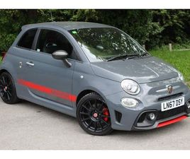 ABARTH 695 1.4 T-JET XSR YAMAHA LIMITED EDITION 3DR