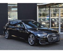 AUDI A6 AVANT 2.0 TDI S-LINE ULTRA AUTO 204BHP FOR SALE IN DUBLIN FOR €54,900 ON DONEDEAL