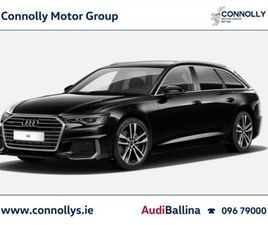AUDI A6 AVANT QUATTRO S LINE AUTO TECH PACK FOR SALE IN MAYO FOR €57,950 ON DONEDEAL