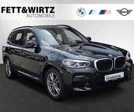BMW X3 XDRIVE20D M SPORT 19'' LC-PROF. AHK HUD, JAHR 2020, DIESEL