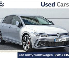 VOLKSWAGEN GOLF GTE 1.4TSI PHEV 245HP AUTO FOR SALE IN DUBLIN FOR €42,900 ON DONEDEAL