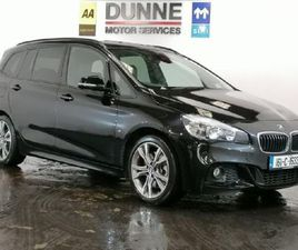 BMW 2 SERIES GRAN TOURER 220D M SPORT AUTO WITH P FOR SALE IN DUBLIN FOR €20,950 ON DONEDE