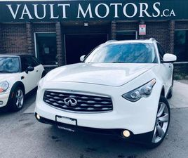 USED 2010 INFINITI FX50 AWD 4DR, LEATGER, NO ACCIDENTS