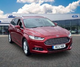 FORD MONDEO 2.0 TDCI TITANIUM X ESTATE AU FOR SALE IN KERRY FOR €25,950 ON DONEDEAL