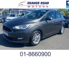 FORD C-MAX ZETEC 1.0 ECOBOOST 125PSAT NAV LOW LO FOR SALE IN DUBLIN FOR €17,750 ON DONEDEA
