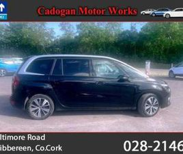 FEEL BLUE HDI 130 S&S 6-SPD MAN GRAND PICASSO 7 SEATER