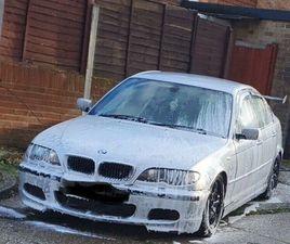 BMW 330D DRIFT CAR