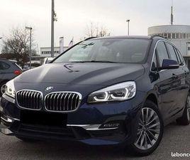 BMW SÉRIE 2 GRAN TOURER 220DA XDRIVE 190CH LUXURY