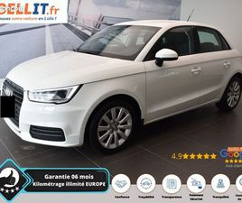 AUDI A1 SPORTBACK 1.4 TFSI 125CH AMBITION PACK TECHNO / CONNECTED