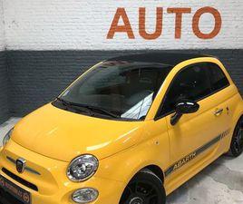 FIAT 595C ABARTH PISTA CABRIOLET 1,4T-JET 160CH 03/2018 8900KM