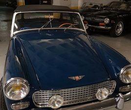 AUSTIN HEALEY SPRITE MK3 1968