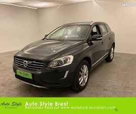 VOLVO XC60 D4 AWD 190CH MOMENTUM GEARTRONIC