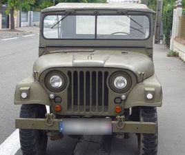 JEEP WILLYS M38A1 CJ 5 COLLECTION