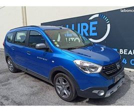 DACIA LODGY DCI 110 7 PLACES STEPWAY
