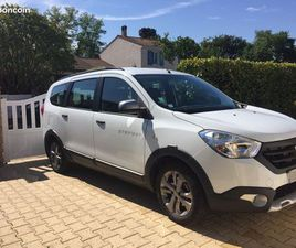 LODGY STEPWAY TCE 115 - 7 PLACES