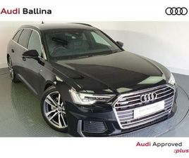 AUDI A6 AVANT S LINE 40 TDI 204 QUATTRO S TRONIC FOR SALE IN MAYO FOR €58,950 ON DONEDEAL