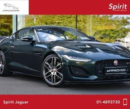 JAGUAR F-TYPE 2.0 300PS R-DYNAMIC S FOR SALE IN DUBLIN FOR €102,950 ON DONEDEAL