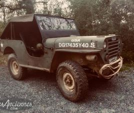 JEEP WILLYS - 1946