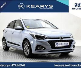 HYUNDAI I20 PETROL DELUXE 5DR - LOW KMS FOR SALE IN CORK FOR €17,497 ON DONEDEAL
