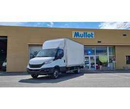 IVECO DAILY 35C18 CAISSE 20M3