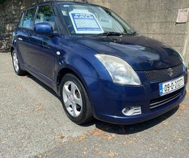 2009 SUZUKI SWIFT 1.3 GLX 5DR FOR SALE IN DUBLIN FOR €2,450 ON DONEDEAL