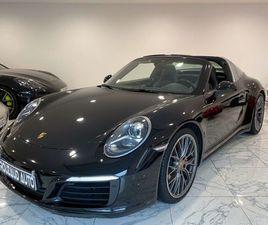 PORSCHE 911 991 TARGA 4S 3.0 420 CHEVAUX PDK