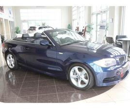 BLUE COLOR 2013 BMW 1 SERIES 135I FOR SALE IN CONWAY, SC 29526. VIN IS WBAUN7C57DVM27717.