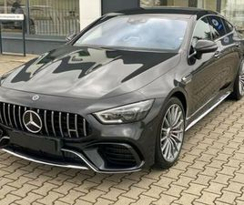 MERCEDES-BENZ AMG GT 4-TRG. AMG GT 63 S 4MATIC+