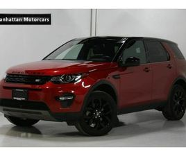 2019 LAND ROVER DISCOVERY SPORT HSE LUXURY  4X4 360CAMERA WARR   CARS & TRUCKS   CITY OF T